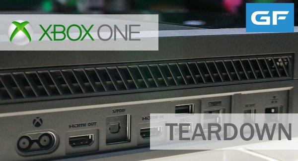 Xbox One: Teardown und weitere Erkenntnisse